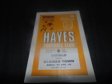 1975/76 Final - Enfield v Staines Town